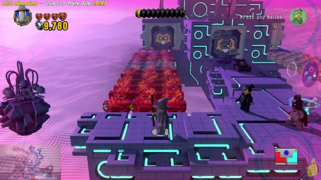 Lego Dimension: Lvl 12 Prime Time STORY/Tri Again Next Time Trophy/Achievement – HTG