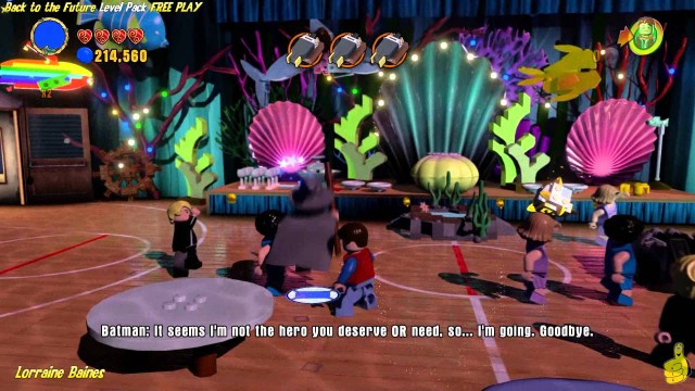 Lego Dimensions: Back to the Future Level Pack FREE PLAY (All Wave 1 Collectibles) – HTG