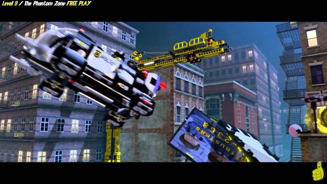 Lego Dimensions: Lvl 9 The Phantom Zone FREE PLAY (All Stater Pack Minikits) – HTG