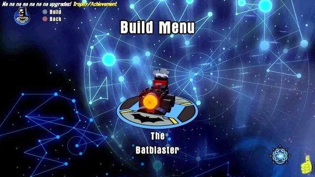 Lego Dimensions: Na na na na na na na upgrades! Trophy/Achievement (Batmobile Upgrade 2) – HTG