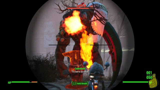 Fallout 4: How to Easily Kill the Swan at Low Levels (The Harder they Fall) – HTG