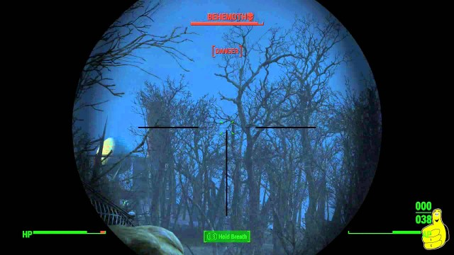 Fallout 4: How to Easily Kill the Behemoth (Walden's Pond Area) – HTG