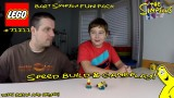 Lego Dimensions: #71211 Bart Simpson Unboxing/SpeedBuild/Gameplay – HTG