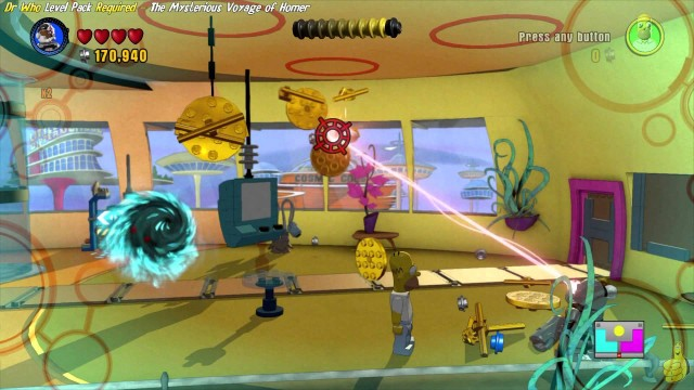 Lego Dimensions: Lego Orbit City (The Lego Jetsons Easter Egg) – HTG