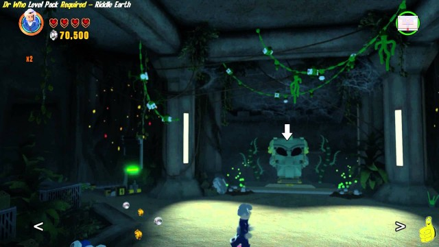 Lego Dimensions: The Silurian Ark (Doctor Who Easter Egg) – HTG