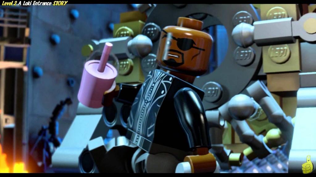 Lego Marvel Avengers: Level 2 STORY/A Loki Entrance Trophy/Achievement U2013  HTG | Happy Thumbs Gaming