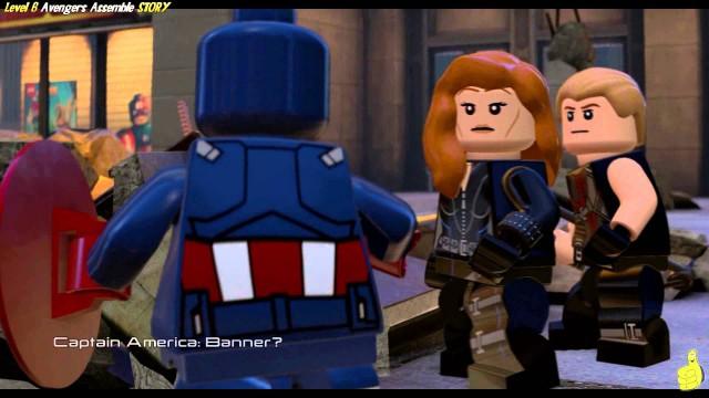 Lego Marvel Avengers: Level 6 Avengers Assemble Trophy/Achievement – HTG
