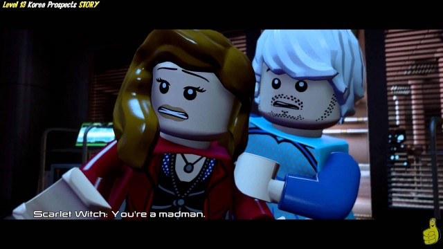 Lego Marvel Avengers: Level 13 STORY/Korea Prospects Trophy/Achievement – HTG