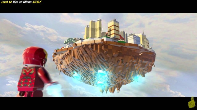 Lego Marvel Avengers: Level 14 Rise of Ultron Trophy/Achievement – HTG