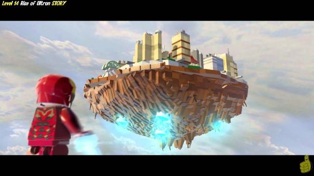 Lego Marvel Avengers: Level 14 Rise of Ultron Trophy/Achievement – HTG