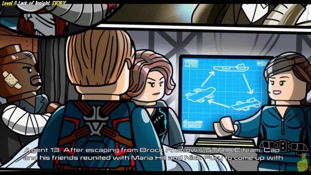 Lego Marvel Avengers: Level 8 STORY/Lack of Insight Trophy/Achievement – HTG