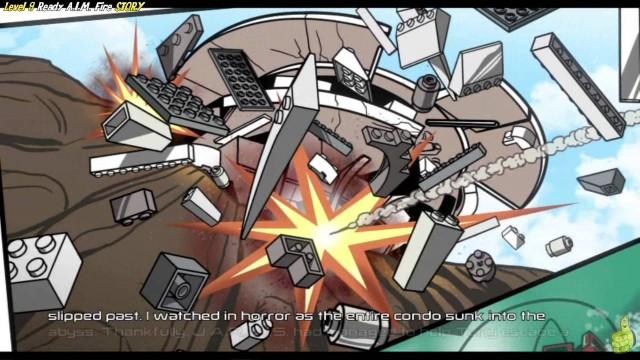 Lego Marvel Avengers: Level 9 STORY/Ready A.I.M. Fire Trophy/Achievement – HTG