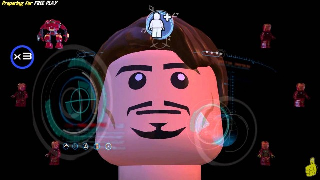 Lego Marvel Avengers: Preparing for Free Play (Obtain Reptil and Ultimate Ultron) – HTG
