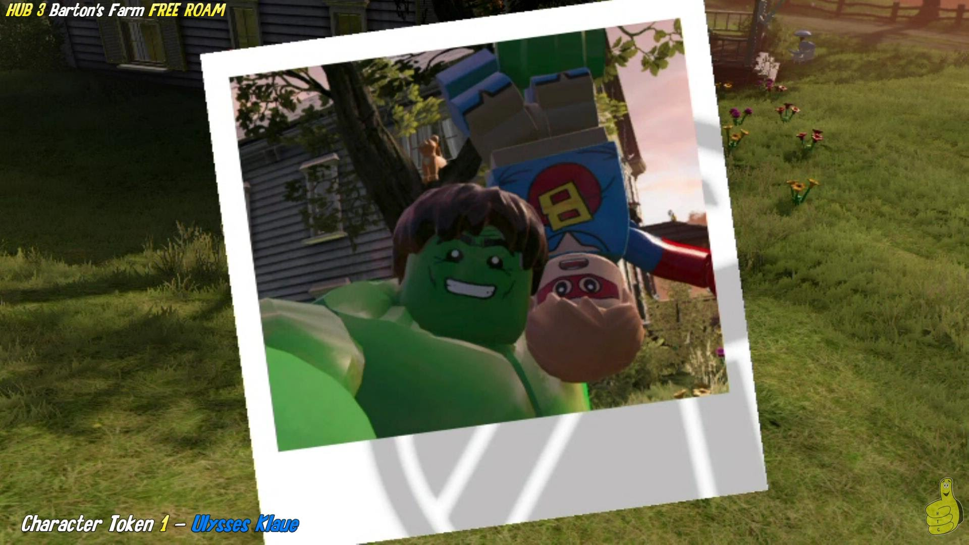 Lego Marvel Avengers: HUB 3 / Barton's Farm FREE ROAM (All Collectibles) – HTG