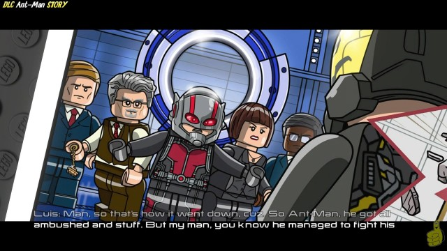 Lego Marvel Avengers: DLC Ant-Man STORY / Pick On Someone Your Own Size Trophy/Achievement – HTG