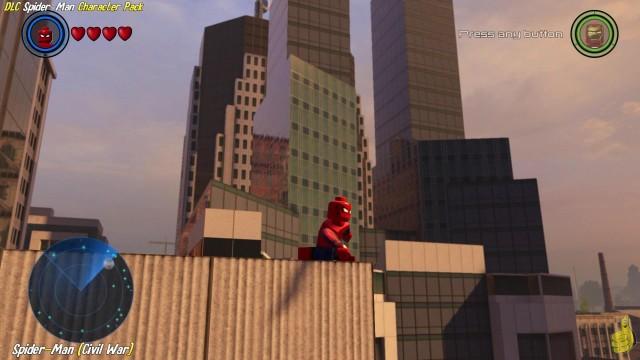 Lego Marvel Avengers: DLC Spider-Man Character Pack – HTG