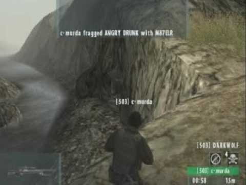 Vintage Socom Footage: EA BAD Volume 7 – HTG