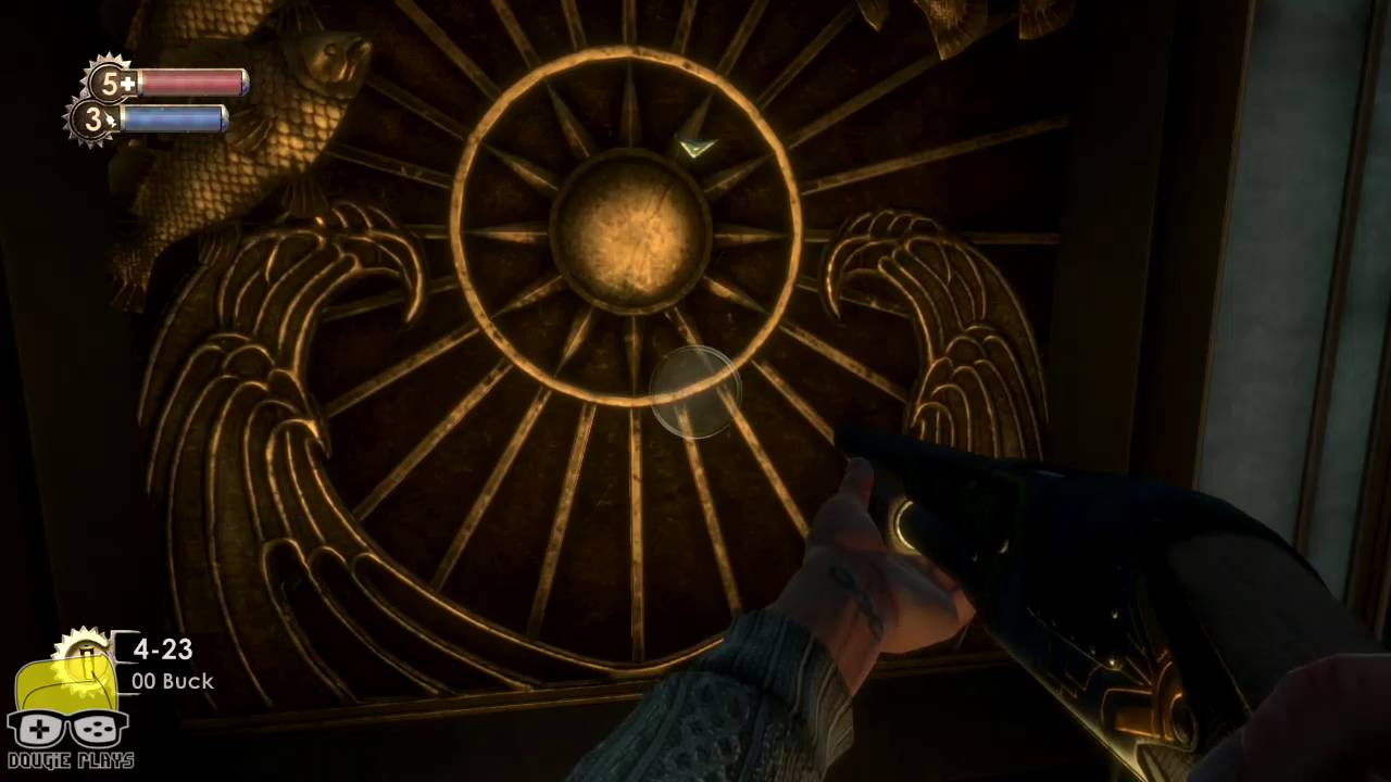 Dougie Plays: Bioshock 1 in the Bioshock Collection Day 2 (PS4) – HTG