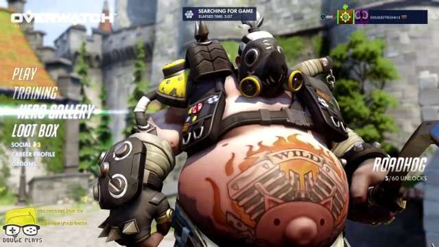 Dougie Plays: Overwatch Competitive Season 2 (PS4) – HTG