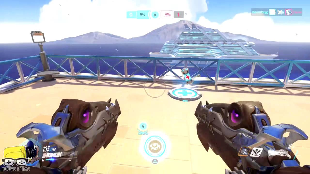 Dougie Plays:  Overwatch Competitive Season 2 Some More (PS4) – HTG