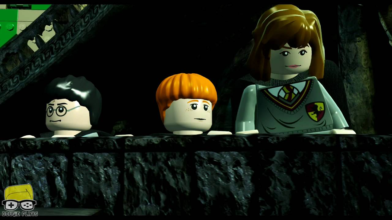 Dougie Plays: LEGO Harry Potter Years 1-4 (Part 3)!!! (PS4) – HTG