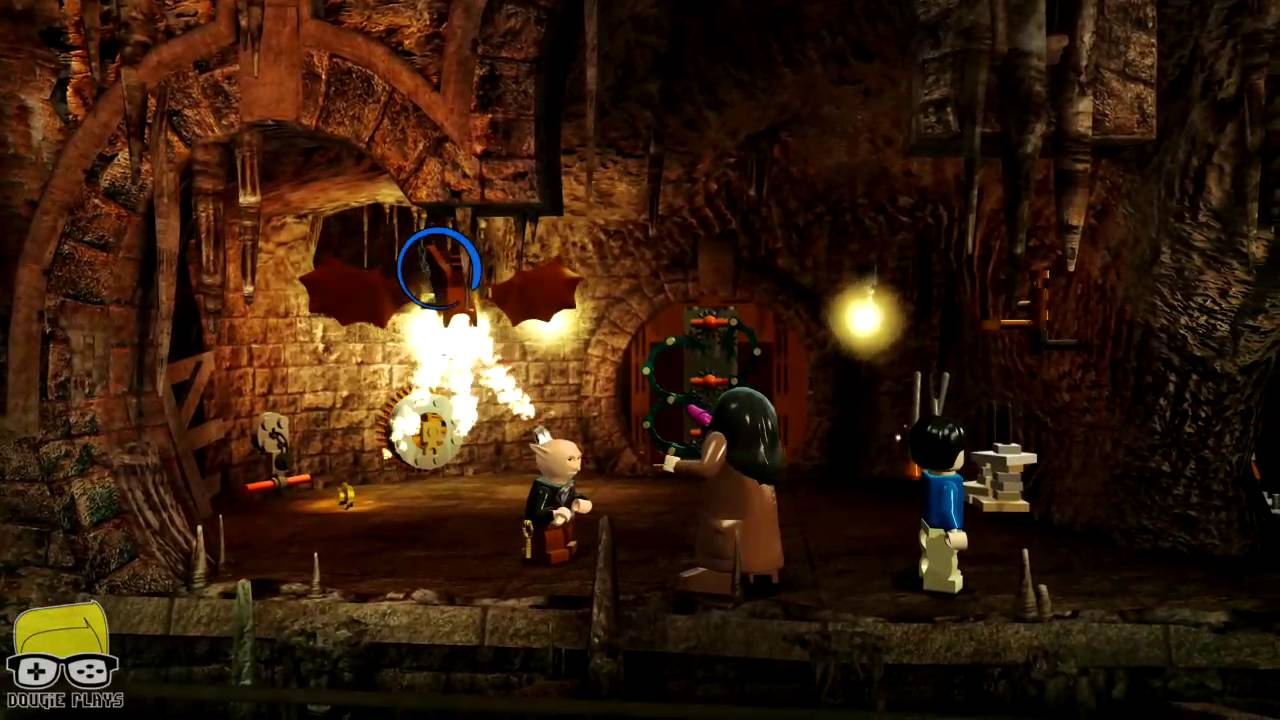 Dougie Plays: LEGO Harry Potter Years 1-4!!! (PS4) – HTG