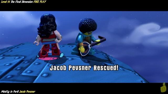 Lego Dimensions: The Final Dimension (All 10 Minikits & Minifig In Peril) – HTG