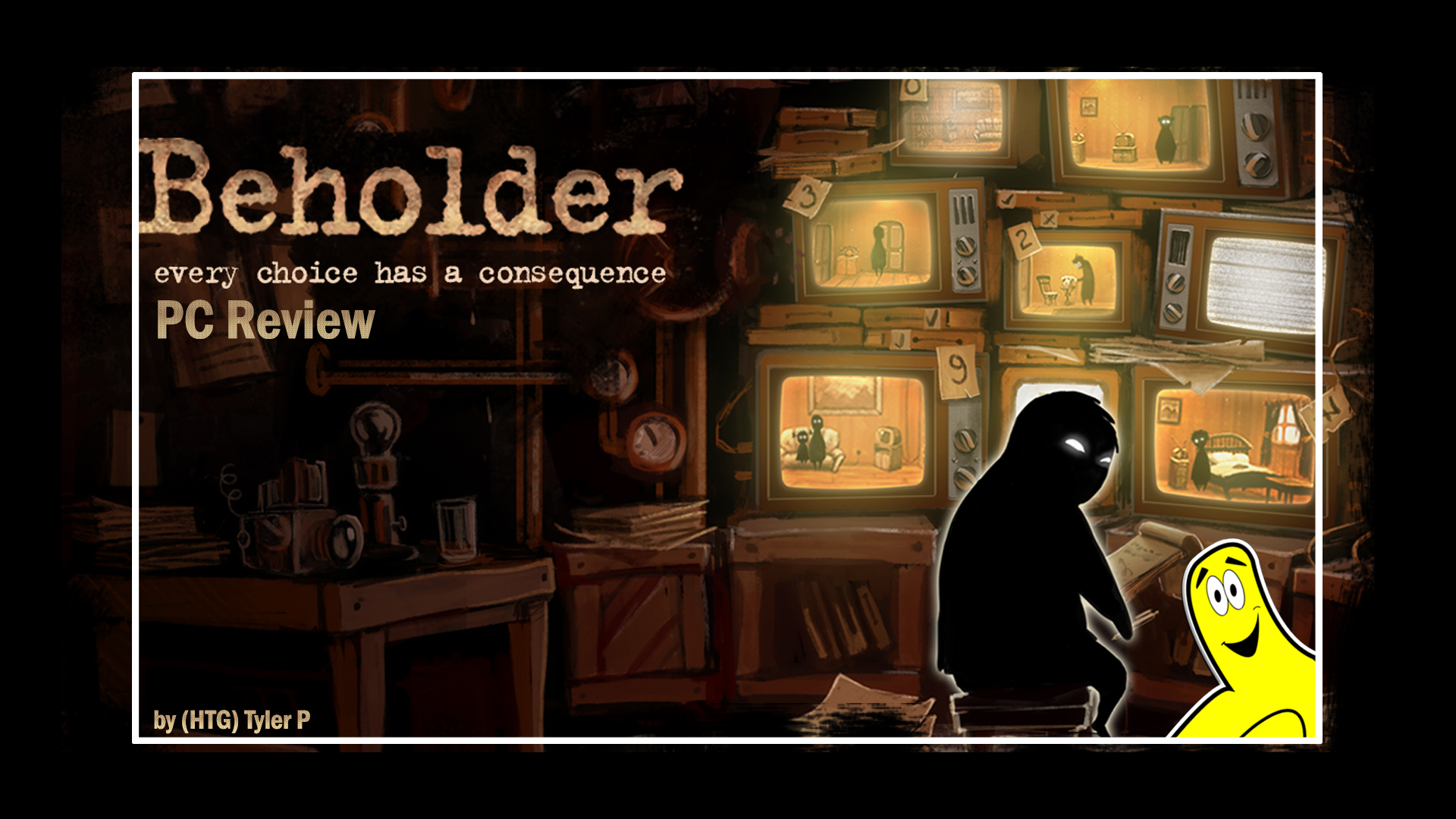 Beholder (PC) Review – HTG