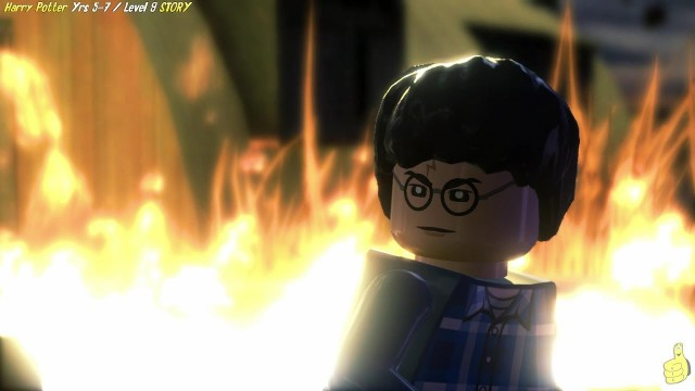 Lego Harry Potter Years 5-7: Level 9 / Not So Merry Christmas STORY – HTG
