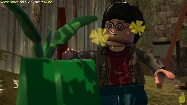 Lego Harry Potter Years 5-7: Level 11  / Felix Felicis STORY – HTG