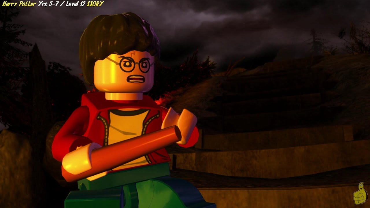 Lego Harry Potter Years 5-7: Level 12 / Horcrux and the Hand STORY – HTG