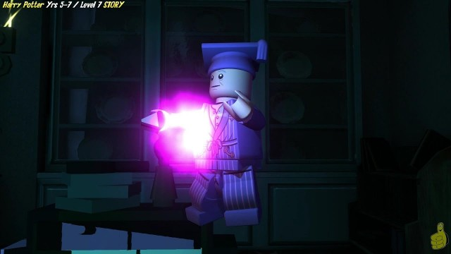 Lego Harry Potter Years 5-7: Level 7 / Out of Retirement STORY – HTG