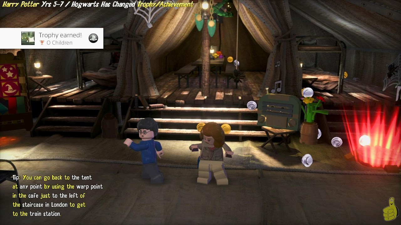 "Lego Harry Potter Years 5-7: ""O Children"" Trophy/Achievement – HTG"