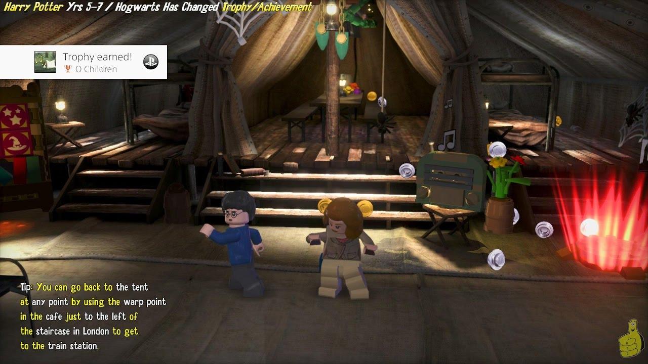 "Lego Harry Potter Years 5-7: ""O Children"" Trophy/Achievement – HTG"