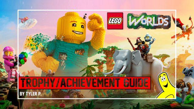 Lego Worlds Trophy/Achievement Guide – HTG
