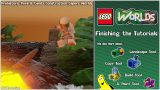 Lego Worlds: Completing The Tutorial Worlds – HTG