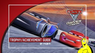 Cars 3 Driven to Win: Trophy/Achievement Guide and Roadmap – HTG