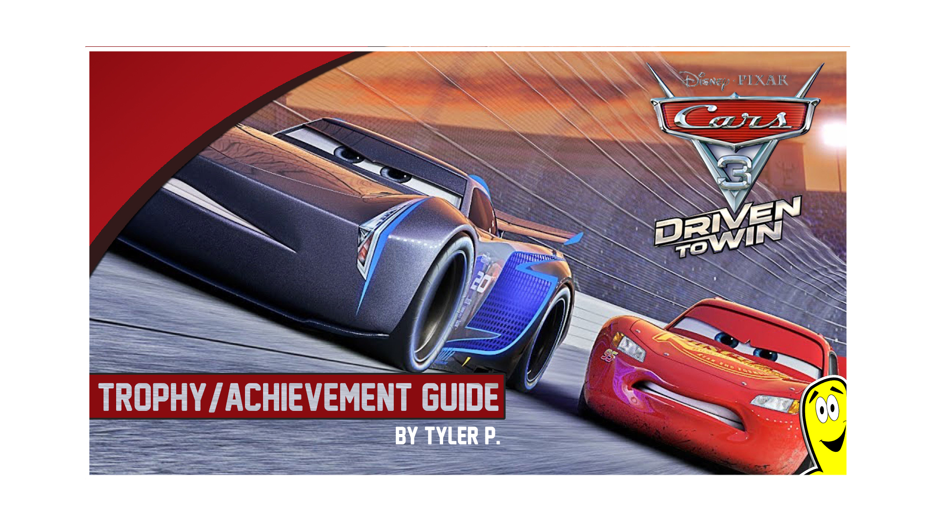Cars 3 Driven to Win Trophy Achievement Guide and Roadmap – HTG
