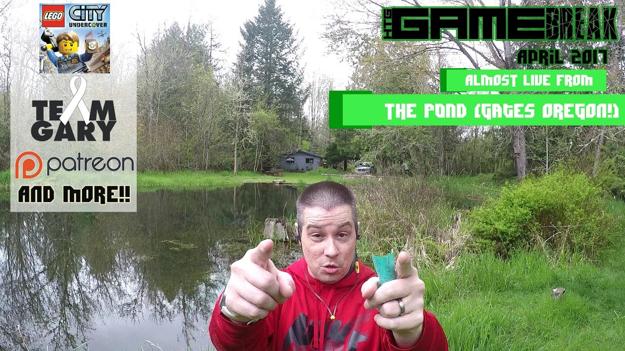 Gamebreak: April 2017 with Brian (Almost Live from the Pond) – HTG
