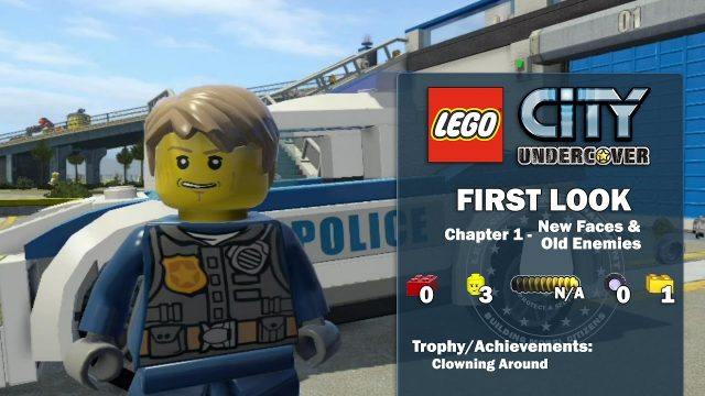 Lego City Undercover: First Look / Chapter 1 (30+ min of gameplay!) – HTG