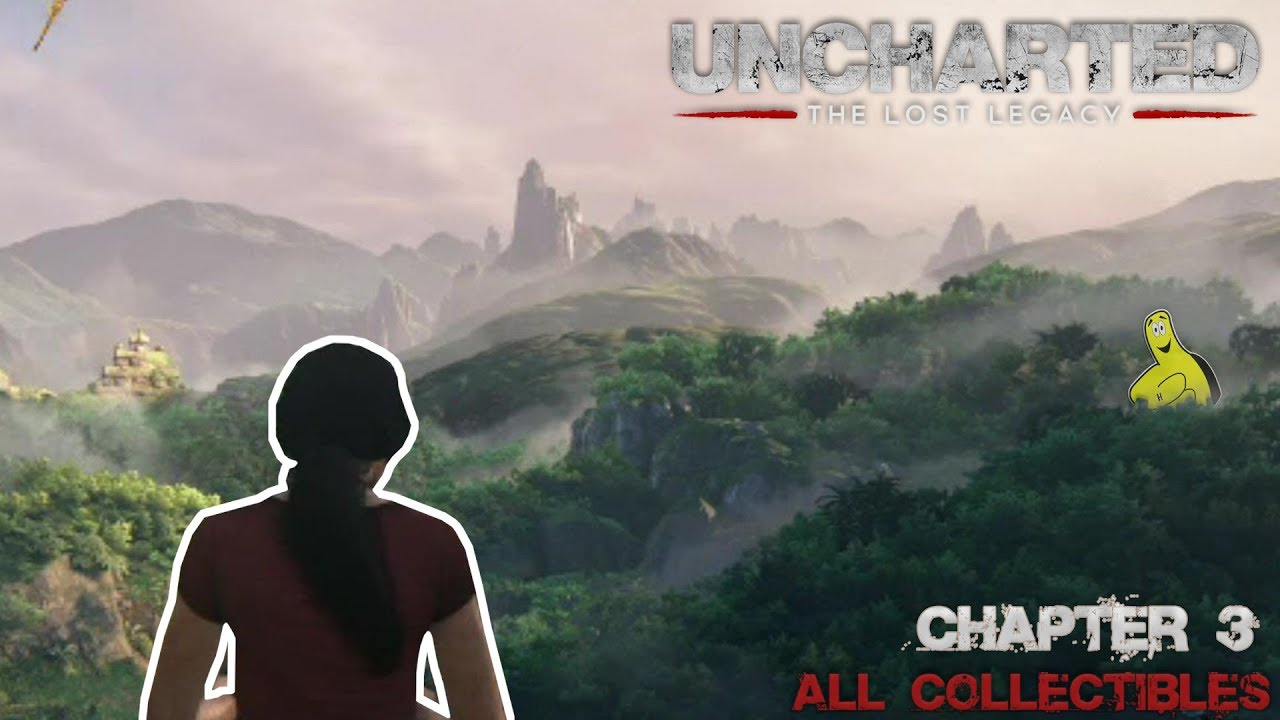Uncharted The Lost Legacy: Chap 3/Homecoming (All Collectibles) – HTG