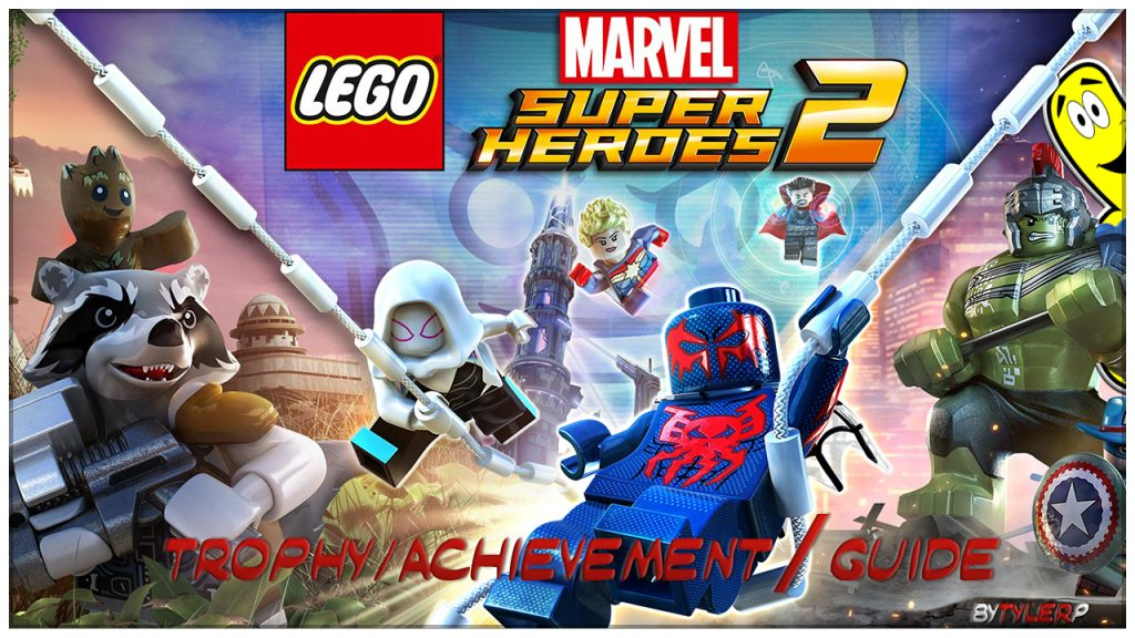 Lego Marvel Superheros 2 Trophy/Achievement Guide – HTG | Happy ...