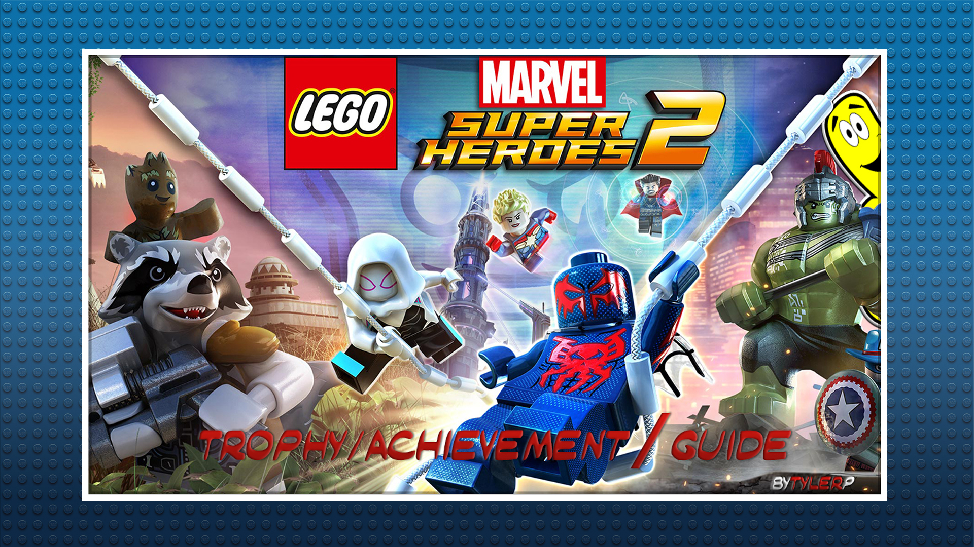 Lego Marvel Superheros 2 Trophy/Achievement Guide – HTG