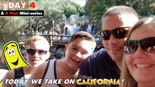 Cali Trip Day 4 (Disney's California Adventure) – HTG