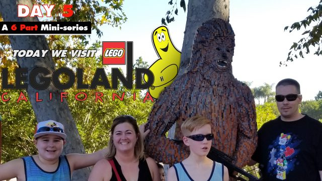 Cali Trip Day 5 (LEGOLAND CALIFORNIA) – HTG