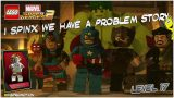 Lego Marvel Superheroes 2: Level 17 / I Spinx We Have A Problem STORY – HTG