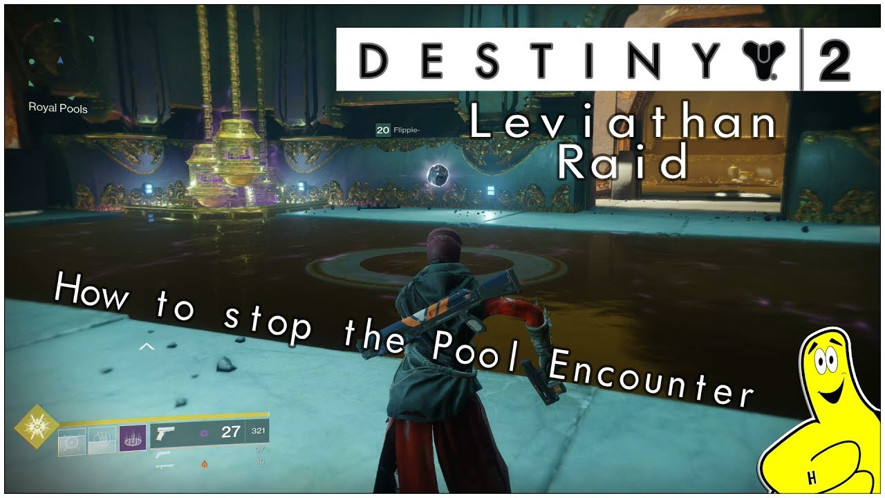 Destiny 2: Leviathan Raid / Pool Encounter (How to stop the Bath Ritual) Guide – HTG