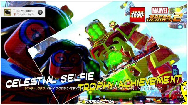 Lego Marvel Superheroes 2: Celestial Selfie Trophy/Achievement – HTG