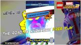 Lego Marvel Superheroes 2: Level 18 / The Road To Knowhere FREE PLAY (All Collectibles) – HTG