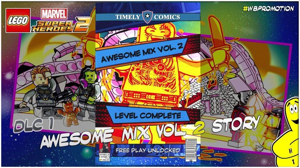 Lego Marvel Superheroes 2: Guardians of the Galaxy Vol. 2 DLC STORY – HTG